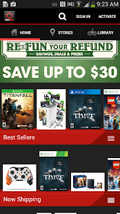 GameStop - screenshot thumbnail