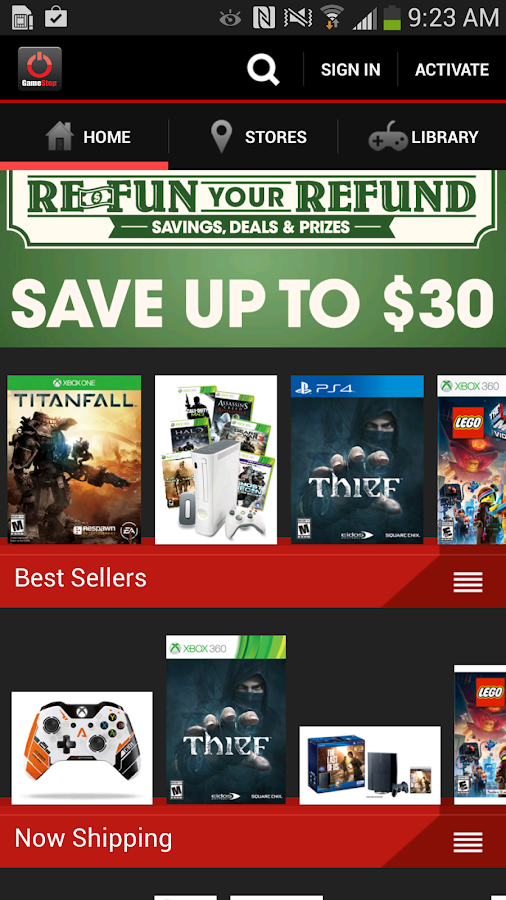 GameStop - screenshot