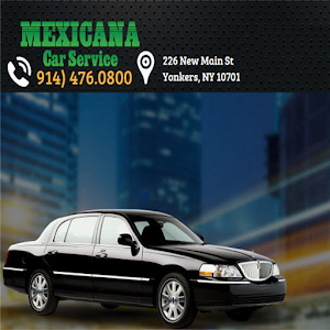 Mexicana Car Service In Yonkers