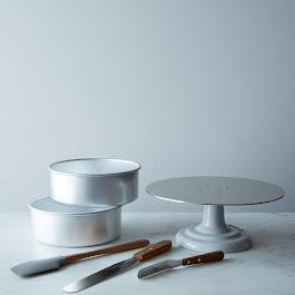 Complete ATECO Cake Tools