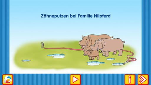 Familie Nilpferd
