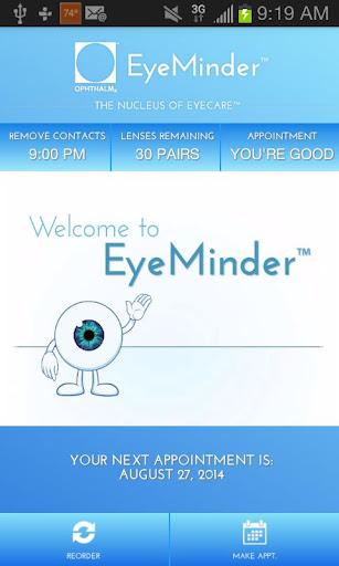 EyeMinder™