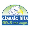 99.3 The Eagle icon