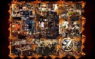 Screenshot of Hidden Objects: Hell's Kitchen