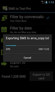 SMS to Text Pro - screenshot thumbnail