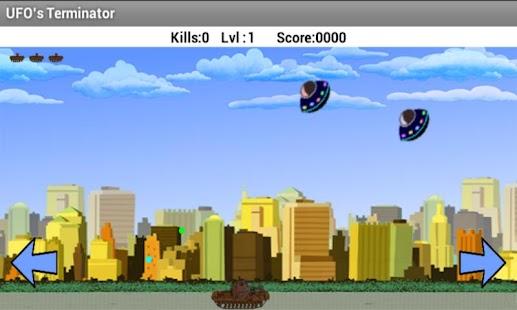 Alien Destroyer 街機 App-愛順發玩APP