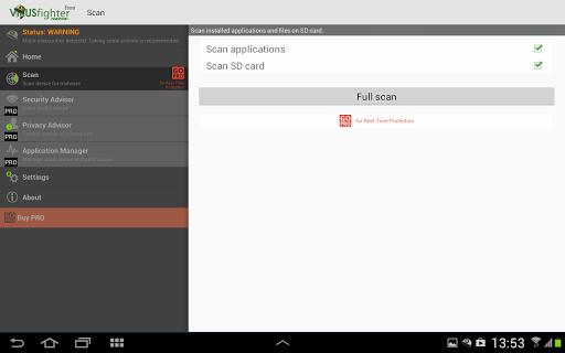 玩工具App|VIRUSfighter Android (安卓免費版)免費|APP試玩