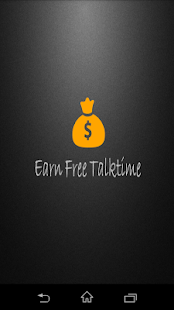 Earn Free Talktime Upto Rs 50 screenshot