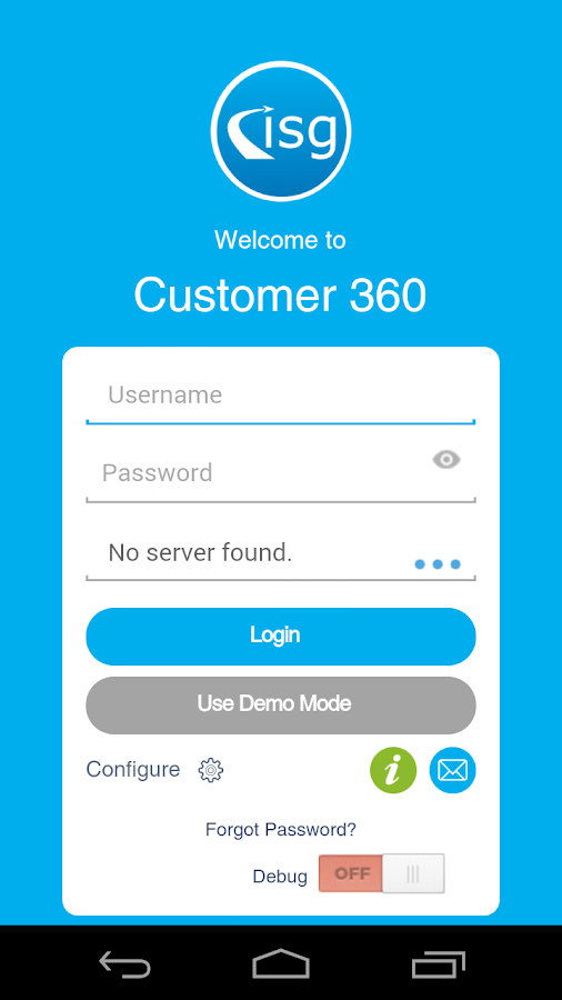 Customer 360- screenshot