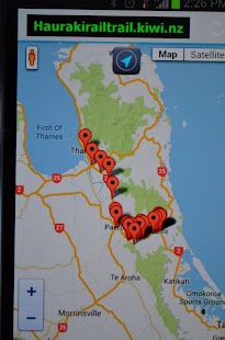 Hauraki Rail Trail.- screenshot thumbnail