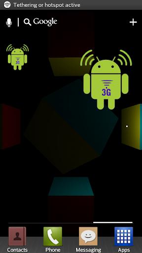 【免費通訊App】Wifi Hotspot 3G/4G Widget-APP點子
