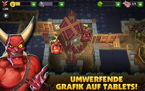 Dungeon Keeper Screenshot
