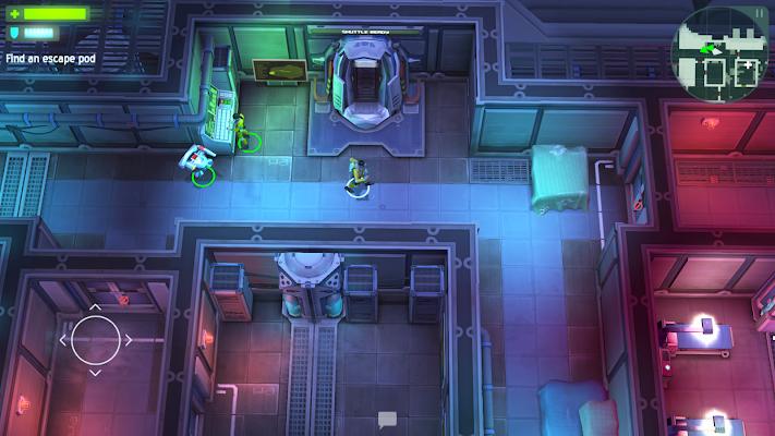 Space Marshals - screenshot