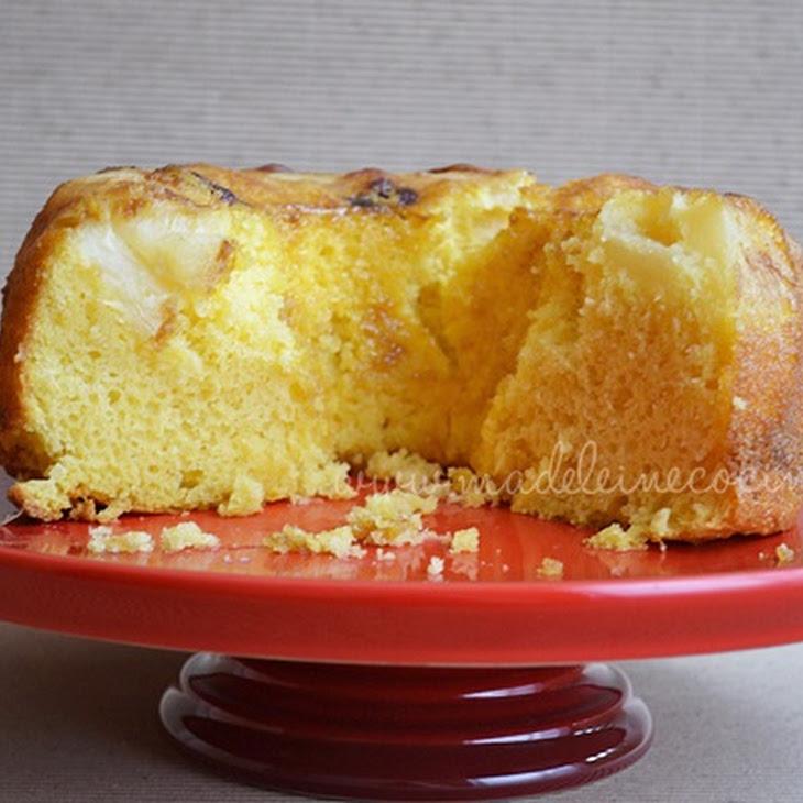 Pineapple Bundt Cake