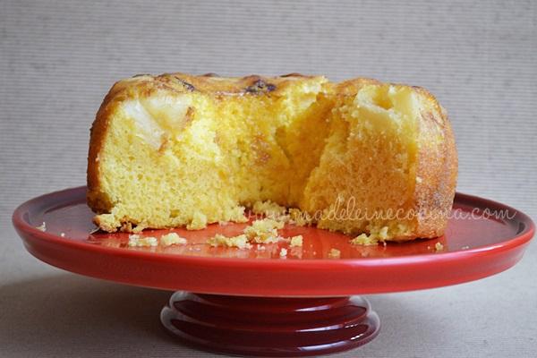 Pineapple Bundt Cake Recipe