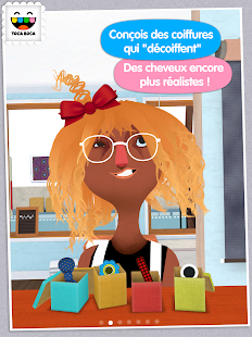 Toca Hair Salon 2 – Vignette de la capture d'écran
