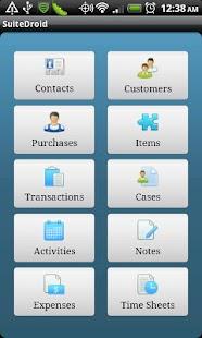 SuiteDroid for NetSuite- screenshot thumbnail