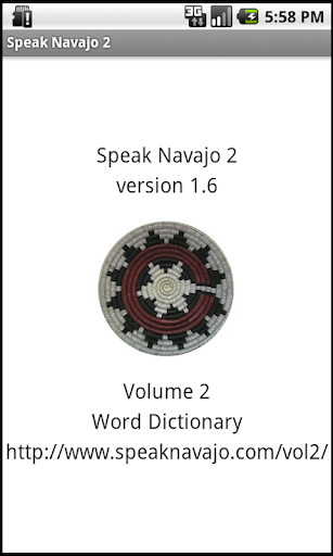 Speak Navajo Volume 2 Language