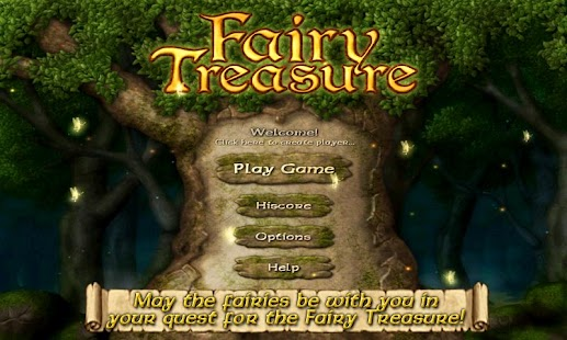 Fairy Treasure Brick Breaker -- screenshot thumbnail