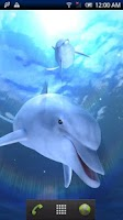 Screenshot of Dolphin Blue Ocean Trial