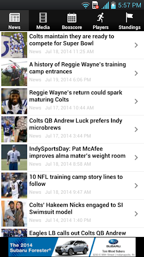 IndyStar Colts Edition