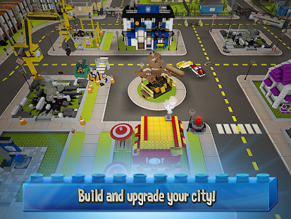 KRE-O CityVille Invasion - screenshot thumbnail