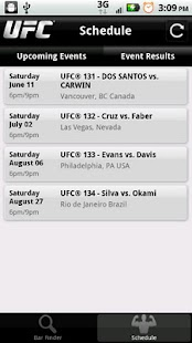 UFC Sports Bars- screenshot thumbnail