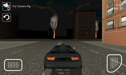 City Fire Driver 3D