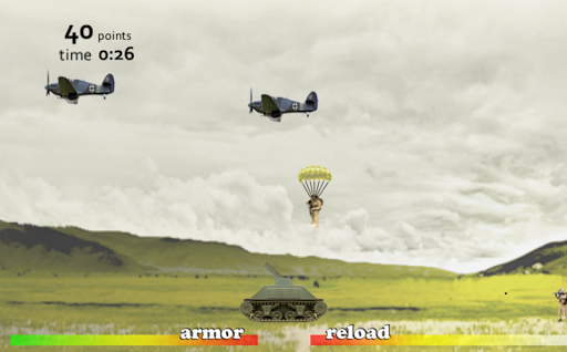 【免費街機App】Paratroopers-APP點子