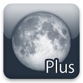 Simple Moon Phase Widget Plus