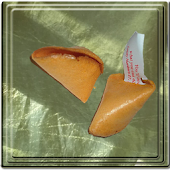 Fortune Cookie Widget Message