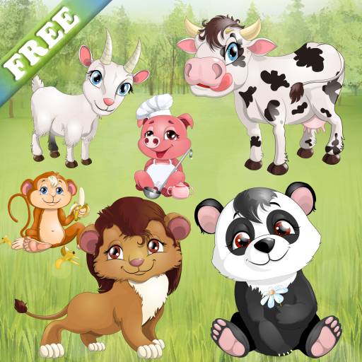 Animals for Toddlers and Kids - Animals Puzzles file APK for Gaming PC/PS3/PS4 Smart TV