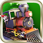 Train Crisis Christmas icon