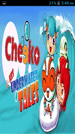 Cheeko Comic