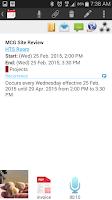 Screenshot of VCOrganizer Pro+