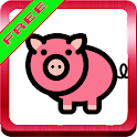 Pigs Screams and Sounds Funny icon