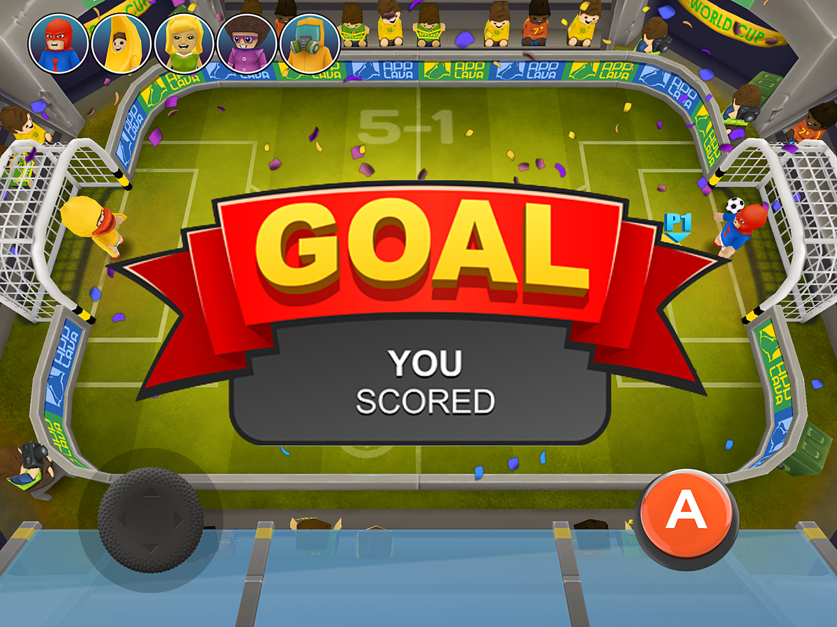Football Blitz- screenshot