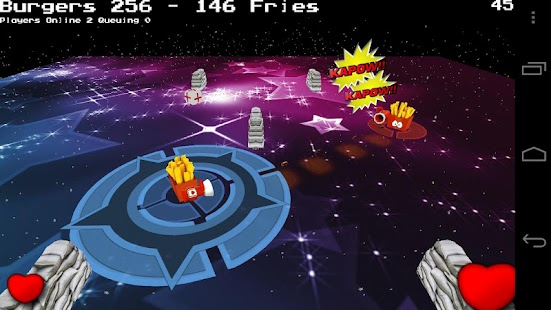 Food Fighters- screenshot thumbnail