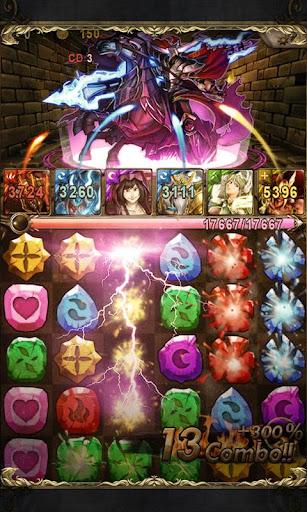 Игра Tower of Saviors для планшетов на Android