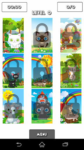 Kitty Kawaii Puzzle