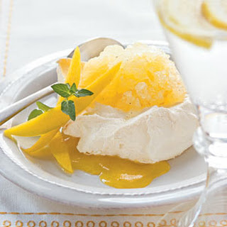 Exotic Fruit Pavlova