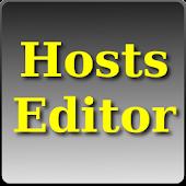 Hosts Editor