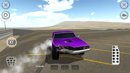 Extreme Old Car Simulator 3D