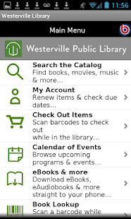Westerville Public Library- screenshot thumbnail