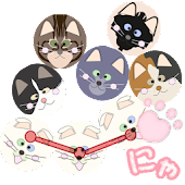 Cat Balls:puzzle connect three