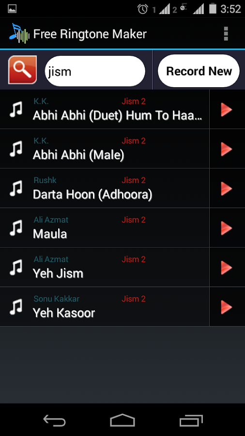 Free Ringtone Maker Android Apps On Google Play