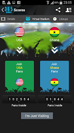 365Scores: Live Scores & News Screenshot 5