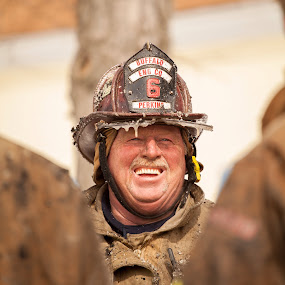 Firefighters  by Melanie Ayers Wells-Photography - People Street & Candids ( firefighter, fireman, firefighters )