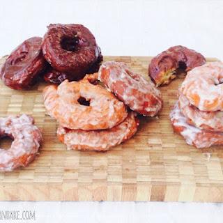 Glazed Donuts.