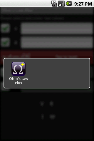 Ohm's Law PLUS - screenshot